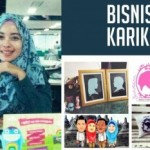 Anisa P. Simatupang ~ Raup Puluhan Juta Dari Bisnis Karikatur Online