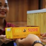 Ike Sushi ~ Hadirkan Sushi Cita Rasa Indonesia dan Peluang Kemitraan yang Menguntungkan