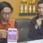 NoViolence ~ Aplikasi Mobile Dengan Misi Mendorong Pelaporan Korban Kekerasan