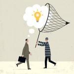 Ingin Ide Kreatif Tak Dicuri Teman Kerja? Simak Tipsnya Di Bawah Ini