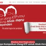 TemanAhok.com ~  Gerakan Simpatisan Dukung Ahok Terus Maju Menuju DKI 1