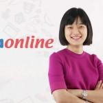 Catherine Hindra Sutjahyo~ OptimismeAlfaonline Bersama Sang CEO Anyar