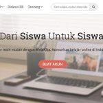 MejaKita ~ Startup untuk Bantu Siswa Belajar dan Kerjakan PR (Pekerjaan Rumah)