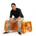 Abie Abdillah~Sukses Berjuang dan Bergelut di Bisnis Desain Rotan Lewat Studio Hiji