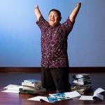Ahmad Faury ~ Seorang Difabel Yang Kini Sukses Menjadi Dosen