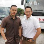Manola Hutagalung dan Marion Hutagalung, Sukses Jalankan Mano Marion Transportation Tanpa Harus Tergantung Bisnis Keluarga