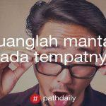 """#PathDaily ~ Fitur Terbaru dan Menarik dari Path yang Ubah Kalimat Jadi """"Meme"""""""