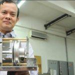 Teuku Faisal Fathani ~ Dosen UGM, Penemu Teknologi Mesin Deteksi Longsor yang Mendunia