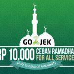 Sambut Ramadhan, Inilah Beberapa Terobosan, Aksi dan Kegiatan yang Dilakukan Go-Jek