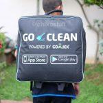 Go-Clean ~ Layanan Terbaru dari Gojek untuk Bantu Anda Bersihkan Rumah dengan Kualitas Bintang Lima
