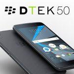 BlackBerry DTEK50 ~ Ponsel Pintar Berbasis Android Kedua yang Tawarkan Sistem Keamanan Tercanggih