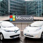 "Microsoft Azure Bakal Tenagai Kolaborasi Produksi Mobil Pintar ""Renault-Nissan Alliance"""