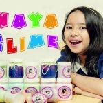 "Almeyda Nayara Alzier ~ Kisah Sukses Enterpreneur ""Slime"" Cilik Nan Inspiratif"