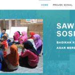 SaweranSosial ~ Platform Online Solusi Pendanaan Kegiatan Sosial Kemanusiaan Di Indonesia