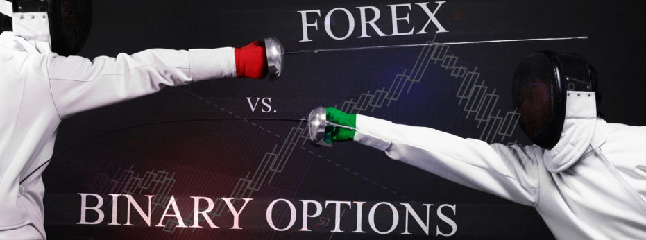 Trading forex binaries
