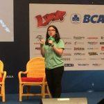 Ghina Fianny ~ Sosok Di Balik Suksesnya Line Webtoon Indonesia