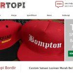Bikin Topi Bordir Murah Dan Cepat Ala BordirTopi.com, Murah Berkualitas!