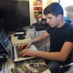 David Eisman ~ Remaja 16 Tahun Yang Mampu Jadi CEO Perusahaan Video Game