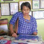 Irma Suryati: Dengan Keterbatasan Fisik Tetap Mampu Sukses Berbisnis Kreatif