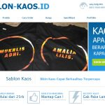 Sablon-Kaos.id ~ Solusi Cerdas Pesan Sablon Kaos Online Nan Berkelas