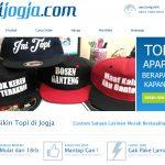 TopiJogja.com ~ Pilihan Mudah Beli Bikin Topi Murah Secara Online