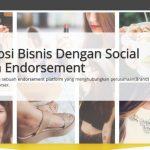 Influlancer ~ Layanan Online Jembatani Kebutuhan Endorsement Bisnis