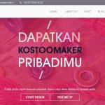 Kostoom.com ~ Startup Unik Berdayakan Penjahit Lokal