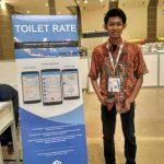 Toilet Rate ~ Aplikasi Unik Solusi Masalah Sanitasi Indonesia