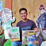 Robby Pratama, Bukti Kreativitas Animator Indonesia Juga Layak Diperhitungkan