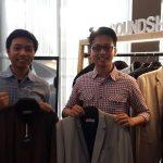 Imbangkan Bisnis dan Kuliah, Andrie Wurdianto Sukses Bidik Usaha Clothing Line