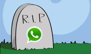 Pemerintah Tiongkok Memblokir WhatsApp di Fitur Kirim Foto dan Video